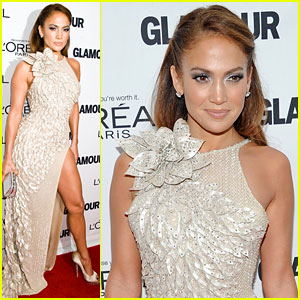 Jennifer Lopez: Glamour Awards Gorgeous!