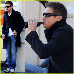 Jeremy Renner: Chelsea Lunch Break