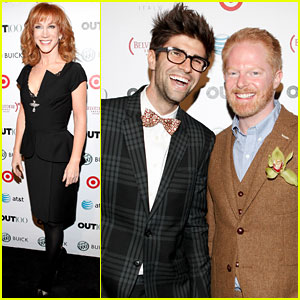 Jesse Tyler Ferguson &#038; Kathy Griffin: OUT 100 Duo!