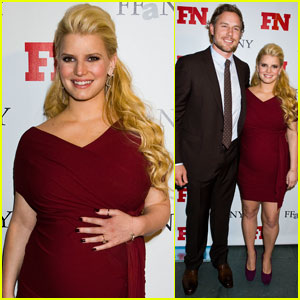 Jessica Simpson: FN Achievement Awards!