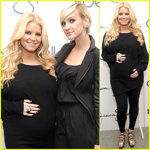 Jessica Simpson Launches Girls Collection with Ashlee!