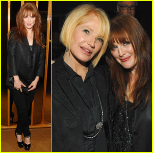 Julianne Moore: 'Another Happy Day' With Ellen Barkin!