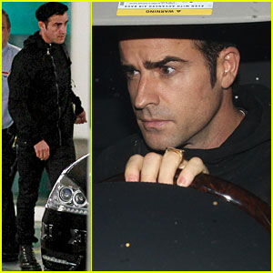 Justin Theroux: Medical Office Visit