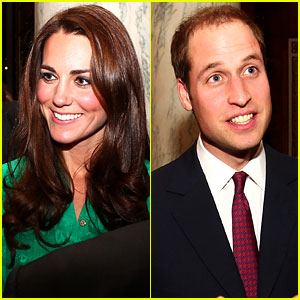 Prince William & Duchess Kate: Reception with the Queen!