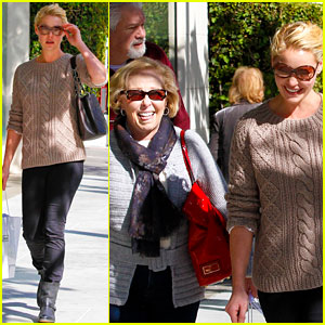 Katherine Heigl: Happiness is Infectious In My Marriage!