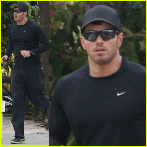 Kellan Lutz Wants to Spearhead Career With Action Movies