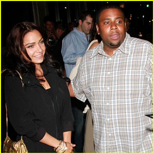 Kenan Thompson: Just Married to Christine Evangeline!