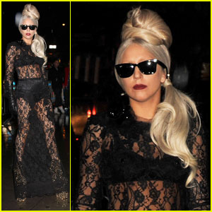 Lady Gaga: Terry Richardson Book Launch Party!