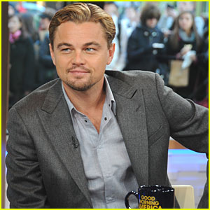 Leonardo DiCaprio: Good Morning, America!