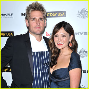 Lindsay Price: Baby Boy with Curtis Stone!