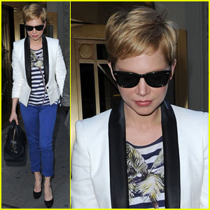 Michelle Williams: Daughter Matilda Is My 'Stabilizing Force'