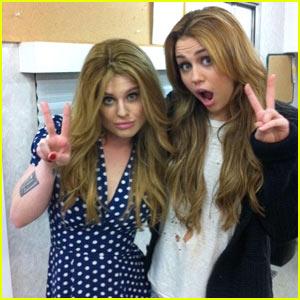 Miley Cyrus: 19th Birthday Party Thrown By Kelly Osbourne!