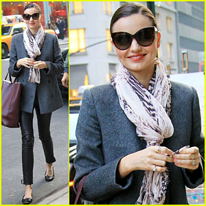 Miranda Kerr: Saturday Shopping Spree!