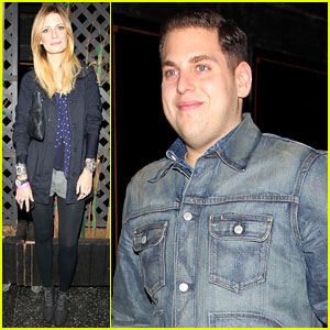 Mischa Barton & Jonah Hill: Thanksgiving Eve at Hemingways!