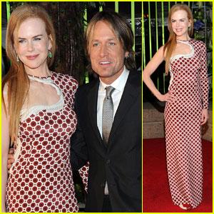 Nicole Kidman & Keith Urban: BMI Country Awards!