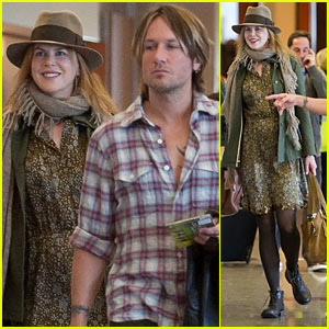 Nicole Kidman: 'Wild Life' with Keith Urban!