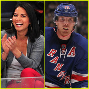 Olivia Munn & Brad Richards: New Couple Alert!