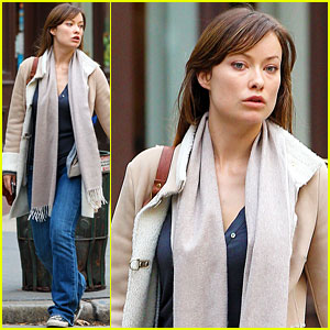 Olivia Wilde: 'Burt Wonderstone' with Steve Carrell & Jim Carrey?