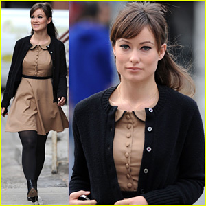 Olivia Wilde & Jason Bateman: 'Longest Week' Lunch Break!