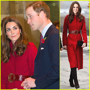 Prince William & Duchess Kate: Unicef Centre Visit in Denmark