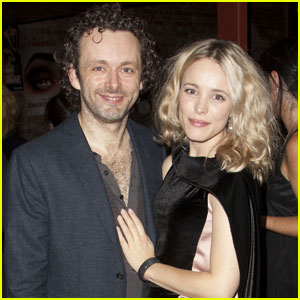 Rachel McAdams & Michael Sheen: 'Hamlet' After Party!