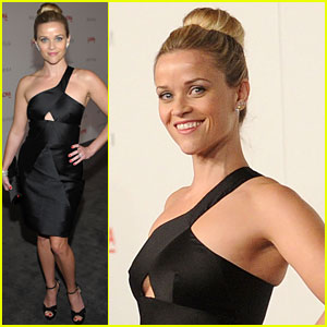 Reese Witherspoon: LACMA Gala with Jim Toth!