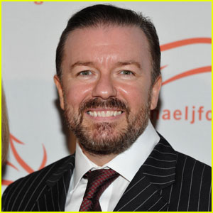 Ricky Gervais to Host Golden Globes 2012