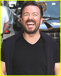 Ricky Gervais Returning to Golden Globes?
