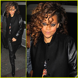 Rihanna: Whisky Mist for Rorrey's Birthday