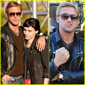 Ryan Gosling & Rooney Mara: 'Lawless' Set Pics!