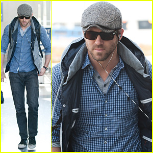 Ryan Reynolds: From Boston to LA!