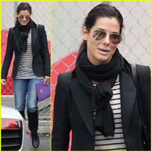 George Clooney: It's Fun to Work With Sandra Bullock