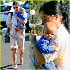 Selma Blair: I'm So in Love With Arthur!