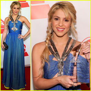 Shakira: Latin Recording Academy's Person of the Year!