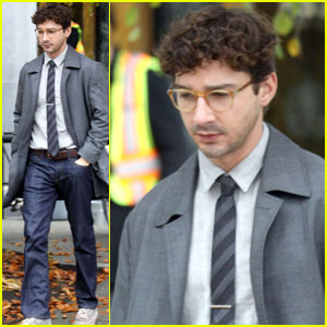 Shia LaBeouf: Glasses Guy for 'Company You Keep'