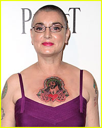 Sinead O'Connor Backtracks After Making Violent Remarks
