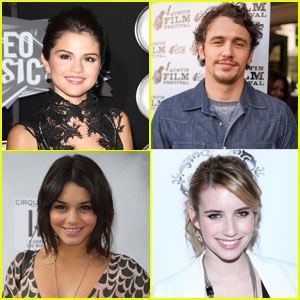 James Franco & Selena Gomez: Spring Breakers?