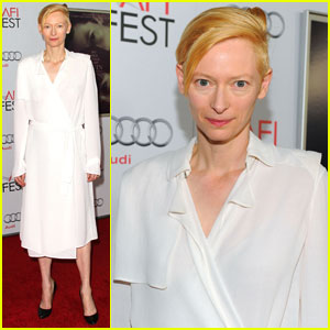 Tilda Swinton: 'We Need to Talk About Kevin' at AFI Fest