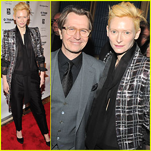 Tilda Swinton: Gotham Independent Film Awards!