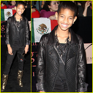 Willow Smith: 'Breaking Dawn' Premiere!