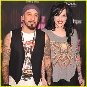 AJ McLean & Rochelle Karidis: Just Married!