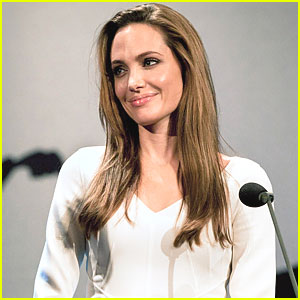Angelina Jolie: 'This Week with Christiane Amanpour' Interview!