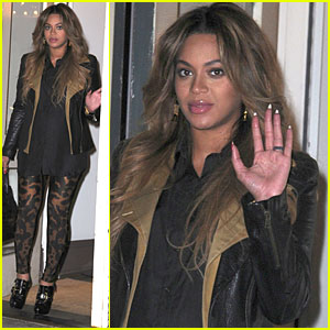 Beyonce Pays Tribute to Michael Jackson