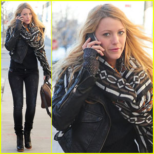 Blake Lively Lands on Vogue UK's Best Dressed List
