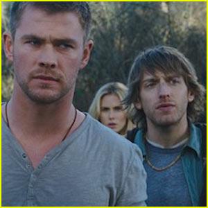 Chris Hemsworth Cabin In The Woods Trailer Chris