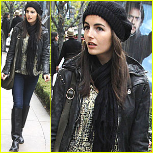 Camilla Belle: Christmas Shopping at The Grove!