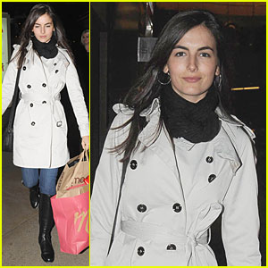 Camilla Belle: Bloomingdale's Babe