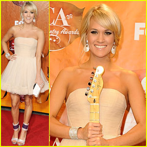 Carrie Underwood: 2011 American Country Awards Winner!