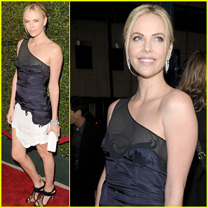 Charlize Theron Premieres 'Young Adult' in Beverly Hills!