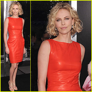 Charlize Theron: 'Young Adult' Premiere in NYC!